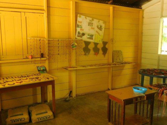 San Ramon, Nicaragua: Their workshop house and shop