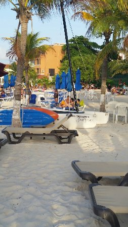 Casa Maya Cancun: Pictures during our stay, forgot to add with my review.
