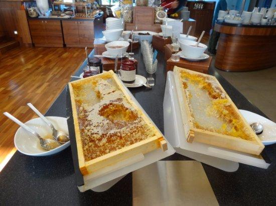 Laa an der Thaya, Austria: 朝食