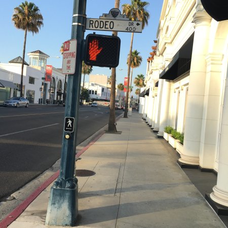 Beverly Hills, Kaliforniya: Rodeo Drive