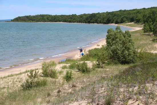 Fishermans Island State Park Camping