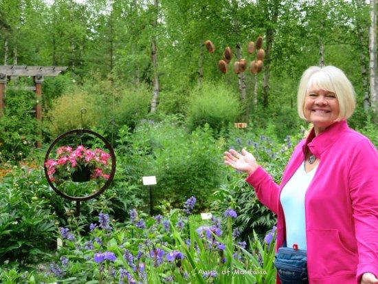 beautiful alaska botanical garden - Alaska Botanical Garden