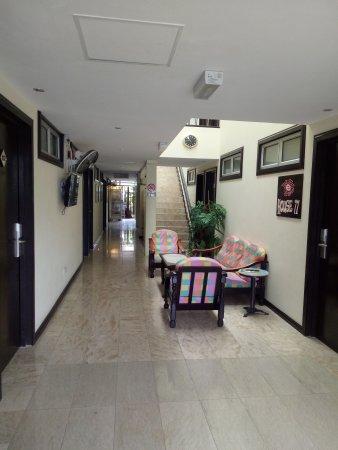 Lahad Datu, Malásia: common area, the living room