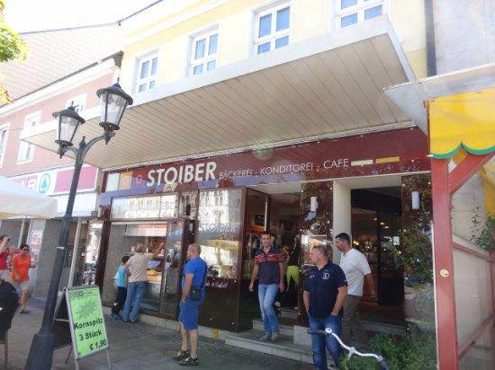 Laa an der Thaya, Austria: 店外観