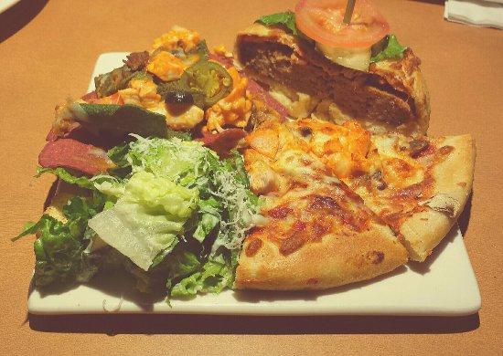Fruit Flies bad food - Boston Pizza, Windsor Traveller