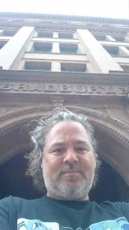 Bradbury Building: Entrance