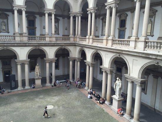 Accademia di belle arti di brera foto di pinacoteca di for Accademia di design milano
