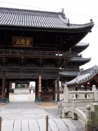 Saidai-ji Temple