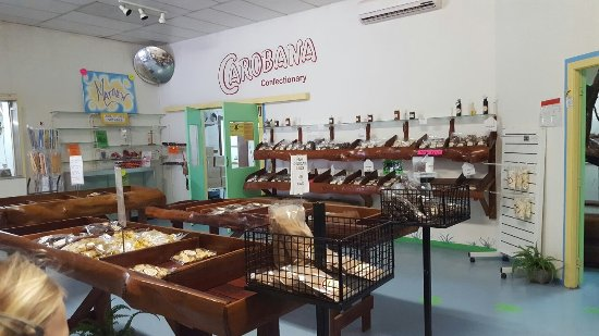 Carobana Confectionary