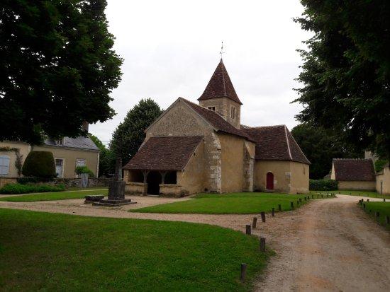 Eglise Sainte-Anne De Nohant