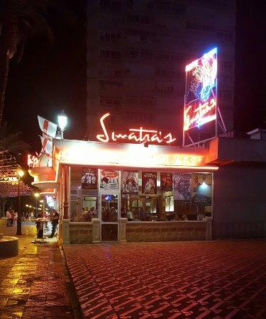 Sinatras Bar Benidorm