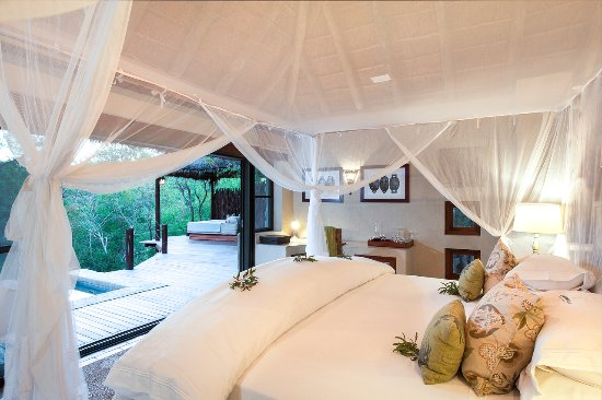 Simbambili Game Lodge: Luxury Suite