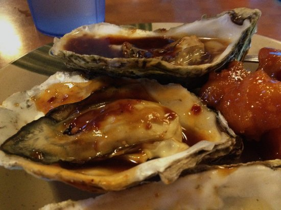 Vancouver, WA: Oysters