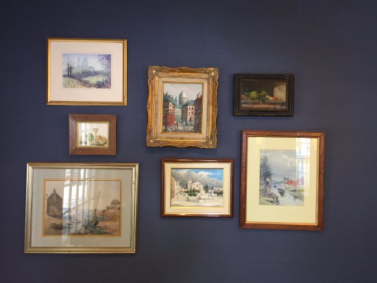 Thiensville, WI : Antique Paintings