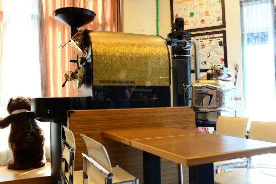 GB5咖啡