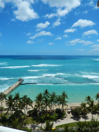 Park Shore Waikiki: Kuhio Beach