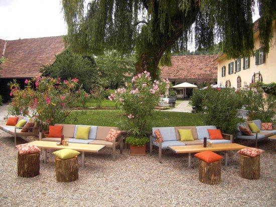 Gamlitz, Áustria: Schlosshof - Good Morning