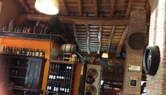 Vilanant, İspanya: gute Weinauswahl