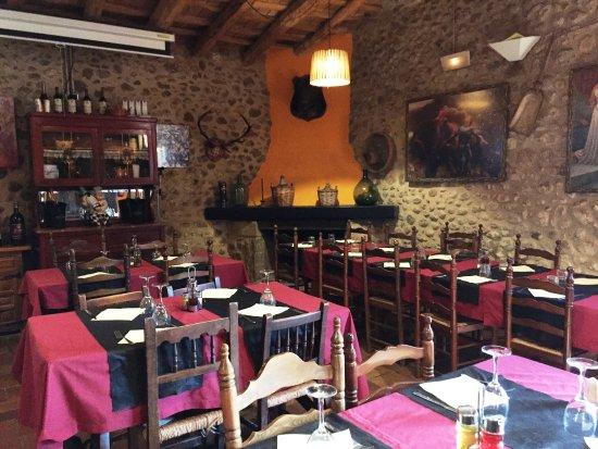 Vilanant, España: sehr gemütlich