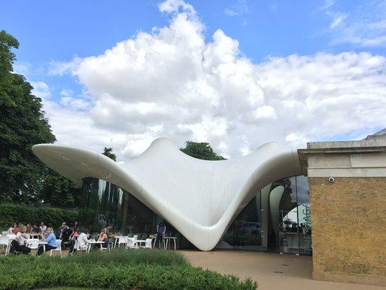 Serpentine summer pavilion picture of