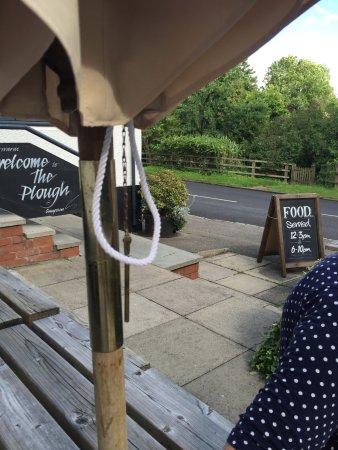 The Plough: located in pleasant village of Simpson