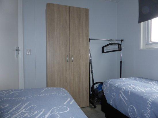 Bungalow Wadzicht: 2 maal 2 persoons- slaapkamer