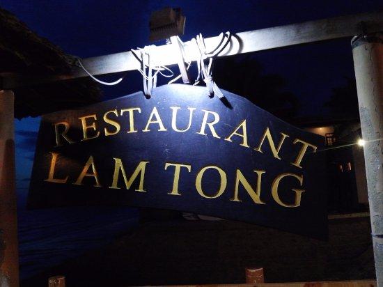 Lam Tong: 람 통 레스토랑