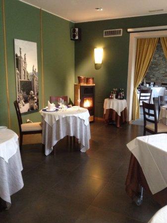 Cortese Hotel: sala ristorante