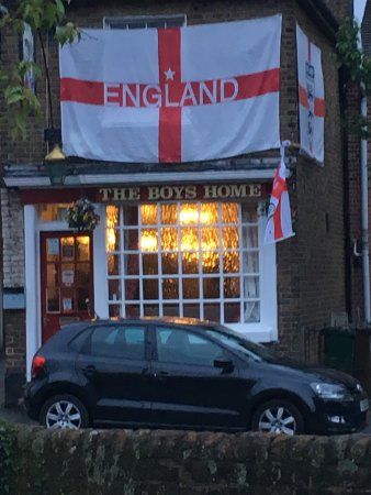 The Boys Home Public House