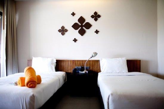 Weekender Resort & Hotel: 트윈룸