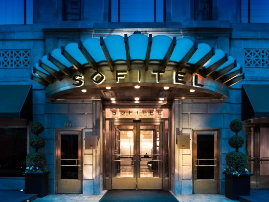 This photo of Sofitel Washington DC is courtesy of TripAdvisor