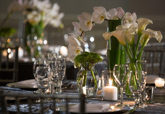 Rutherford, NJ: Formal Event - Table Details