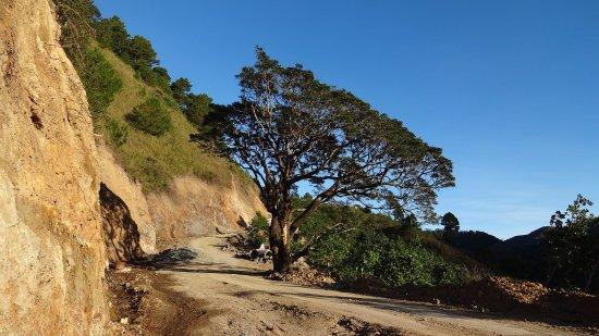 Kabayan, Filipina: Up to the caves