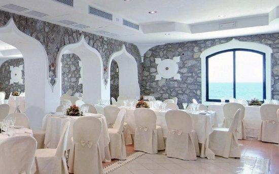 Il Saraceno Grand Hotel: Restaurant2