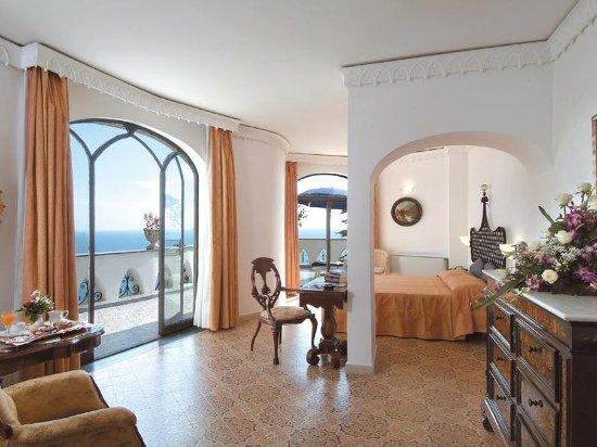 Il Saraceno Grand Hotel: Suite