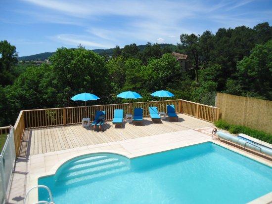 La Souleiado : la nouvelle terrasse à la piscine