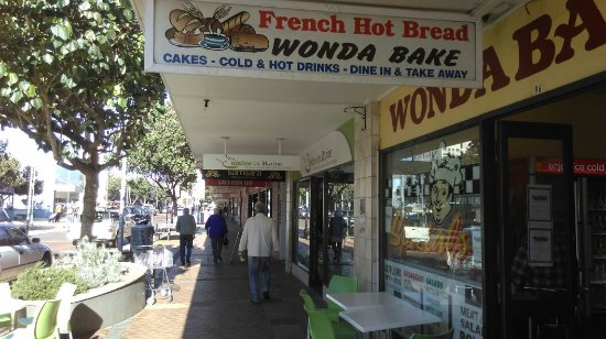 Geraldton Food Places