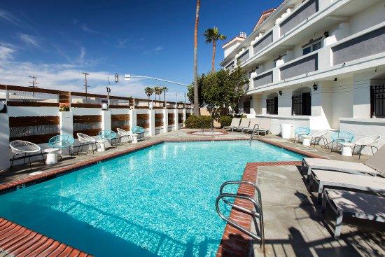 Hotel Hermosa Year Round Heated Pool