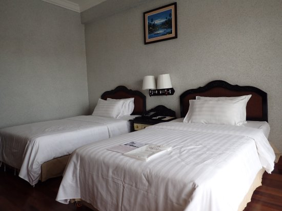 Hotel Somadevi Angkor Resort & Spa: Clean, cosy and comfortable