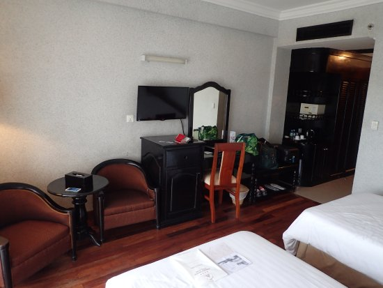 Hotel Somadevi Angkor Resort & Spa: Clean. cosy and comfortable