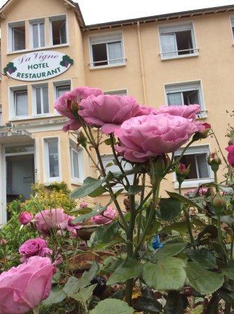 Hotel Restaurant La Vigne