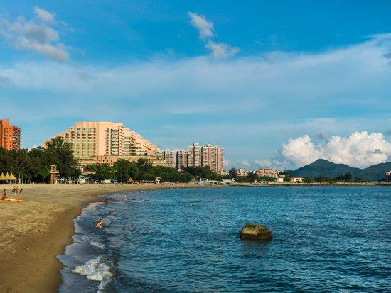 Hong Kong Gold Coast Hotel Golden Beach