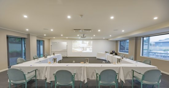The Waverley International Hotel: Hermans conference room