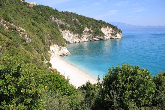 Koroni, กรีซ: Xigia 2 - linker Abschnitt