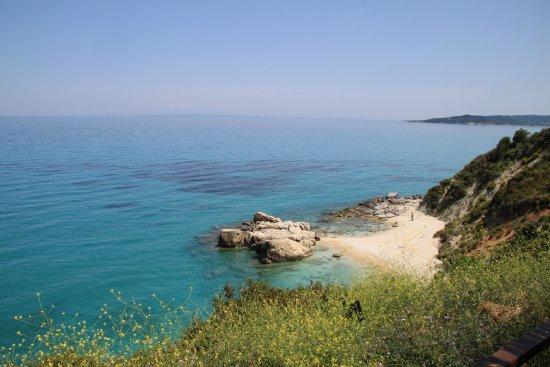 Koroni, กรีซ: Xigia 2 - rechter Abschnitt