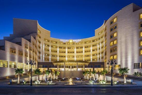 Ha'il, Arabie Saoudite: Hotel Exterior