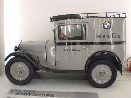 Musée BMW : auto d'epoca