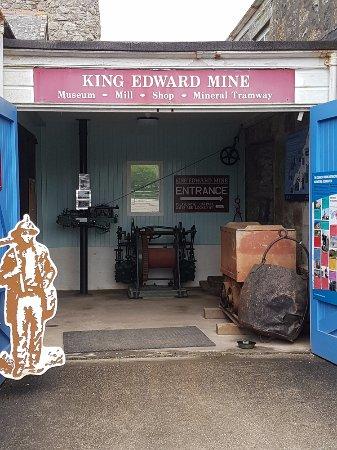 King Edward Mine museum