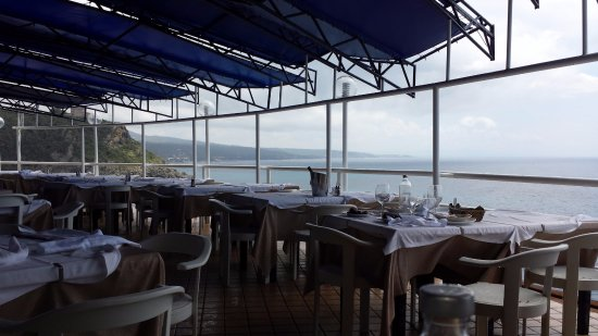 La terrazza coperta - Picture of Il Romito, Livorno - TripAdvisor