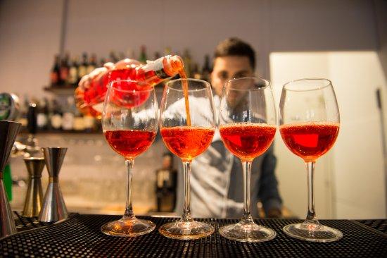 San Cosimato Caffe: Cocktail Bar